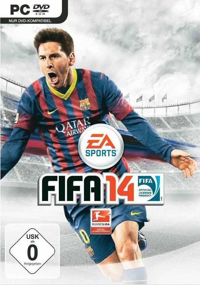 FIFA 14 ab 32,74€ dank 12,21€ Conrad Gutschein – und mehr günstige Spiele