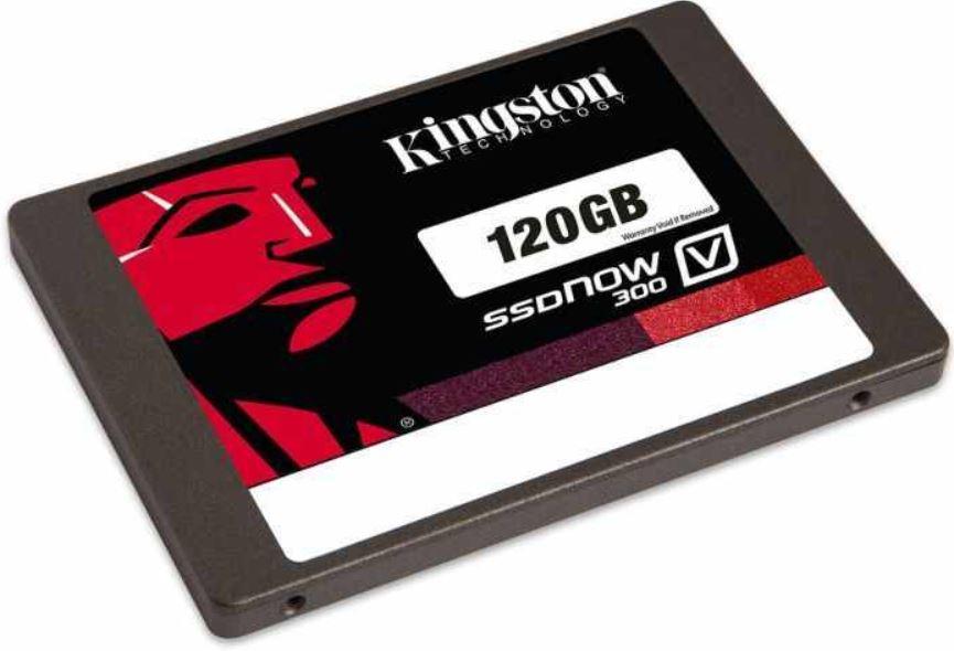 Kingston SSDNow V300 120GB MLC SATA600 für 66€