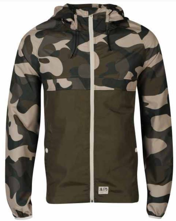 Camouflage Jacke von JACK&JONES für 19,51€ & Beanie von PUMA für 7,35€