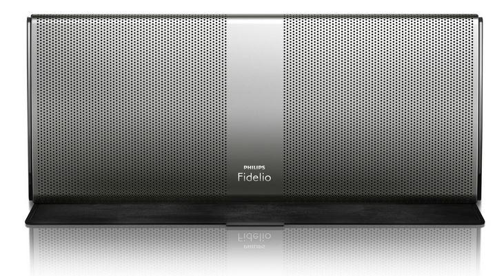 Philips Fidelio P9   Bluetooth Lautsprecher für 105,90€   wieder da!