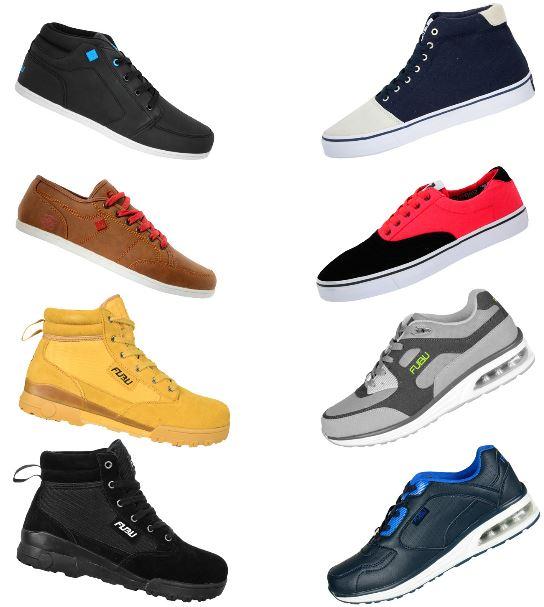 FUBU & STARTER Herren High und Low Sneaker je Paar 28,90€   Update!