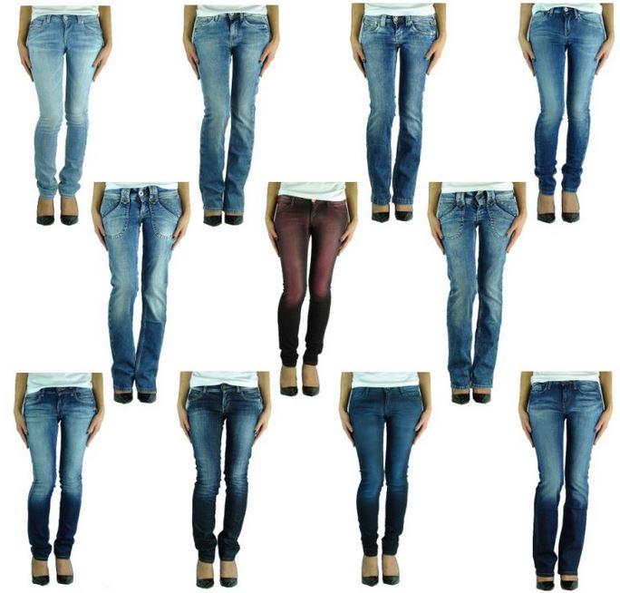 PEPE Damen Jeans viele Modelle je 37,77€