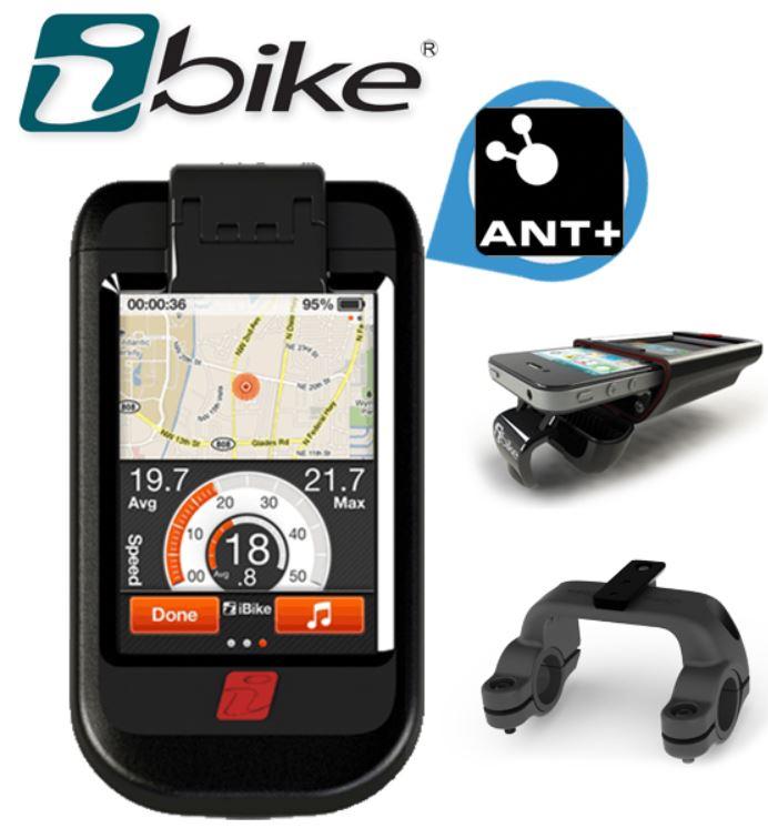iBike Dash CC – der Fahrrad Computer für iPhone / iPod nur 45,90€