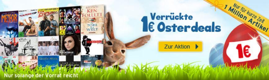 *TIPP* Medimops Lagerverkauf, CDs, DVDs, Bücher und Spiele ab 1€!