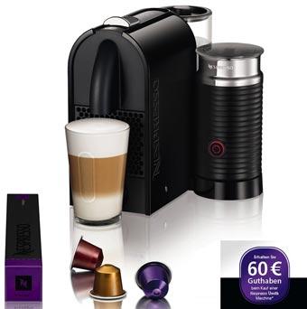 Die neue Nespresso Umilk für nur 139€ effektiv durch 60€ Cashback