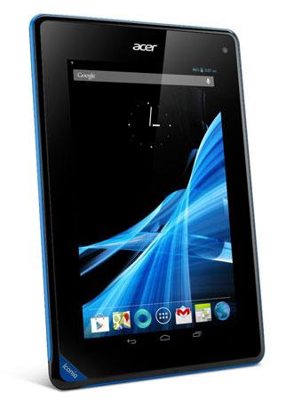 Acer Iconia B1 als B Ware für 69,75€   7 Tablet mit Android 4.1