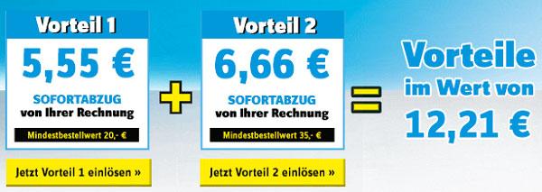 Gute Deals mit dem 12,21€ Gutschein für Conrad   Update!