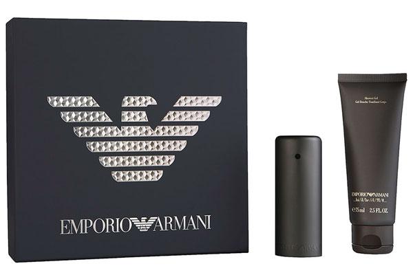 Giorgio Armani Emporio He Geschenkset für 25,19€   EDT + Duschgel