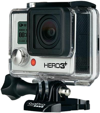 GoPro HD HERO3 + Touchscreen nur 329€