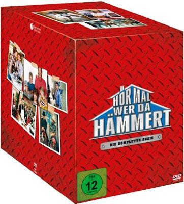 Hör mal, wer da hämmert   DVD Komplettbox Staffel 1 8 für 30€