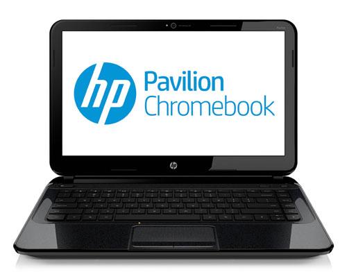 HP Pavilion Chromebook für 199€   14 Notebook mit Google Chrome OS, 4GB RAM und 16GB SSD