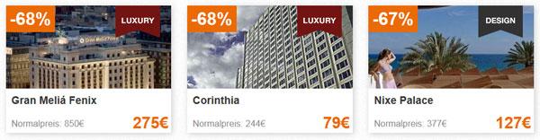 15€ Gutschein für JustBook   für Hotelbuchungen einlösbar