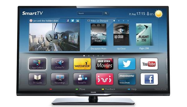 Philips 40PFL3208K für 399€   40 LED Backlight TV mit Triple Tuner und SmartTV