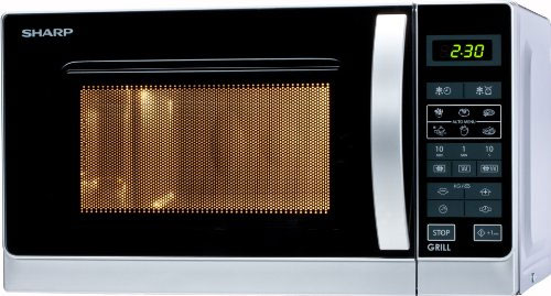 Sharp Magnetron R 642 für 66,86€ – Mikrowelle mit Grill