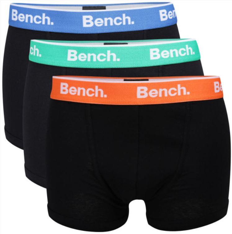 BENCH Polo Shirts ab 14,95€ und 3er pack Shorts für 15,85€