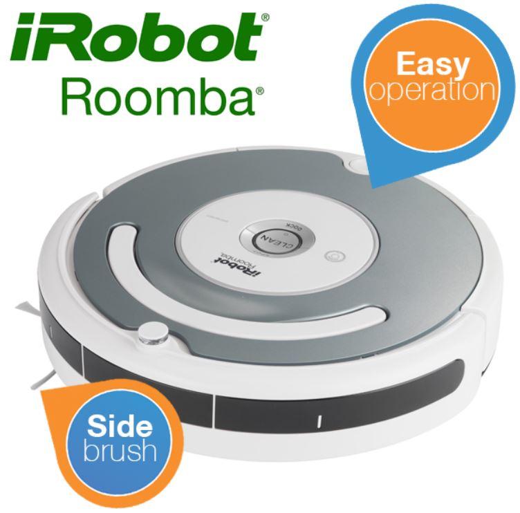 iRobot Roomba 521   Roboterstaubsauger für 238,90€