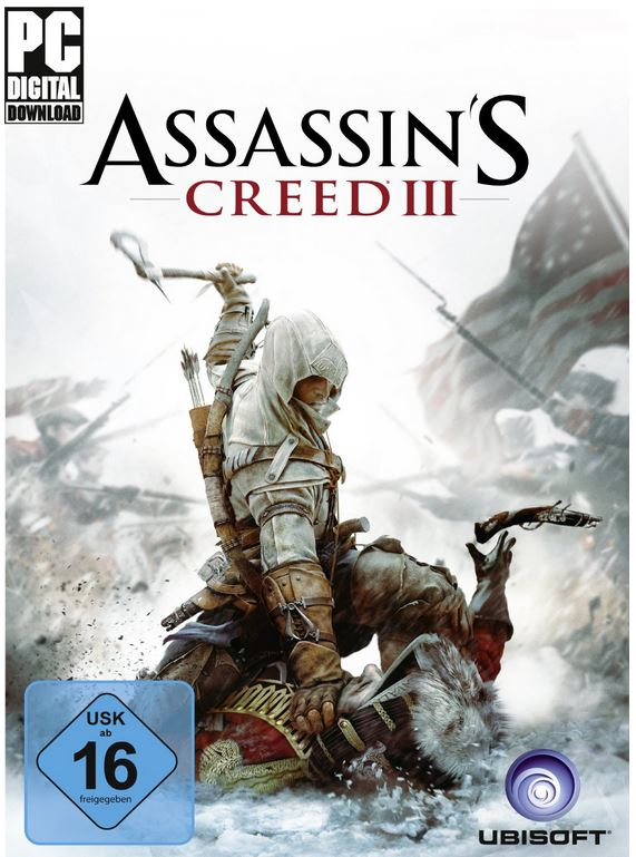 Assassins Creed 3   Digital Deluxe Edition und mehr Amazon Download PC Games der Woche