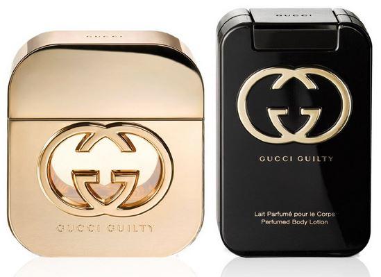 Gucci Guilty Donna Gift Set mit Eau de Toilette 50ml und Body Lotion 100ml 39,98€