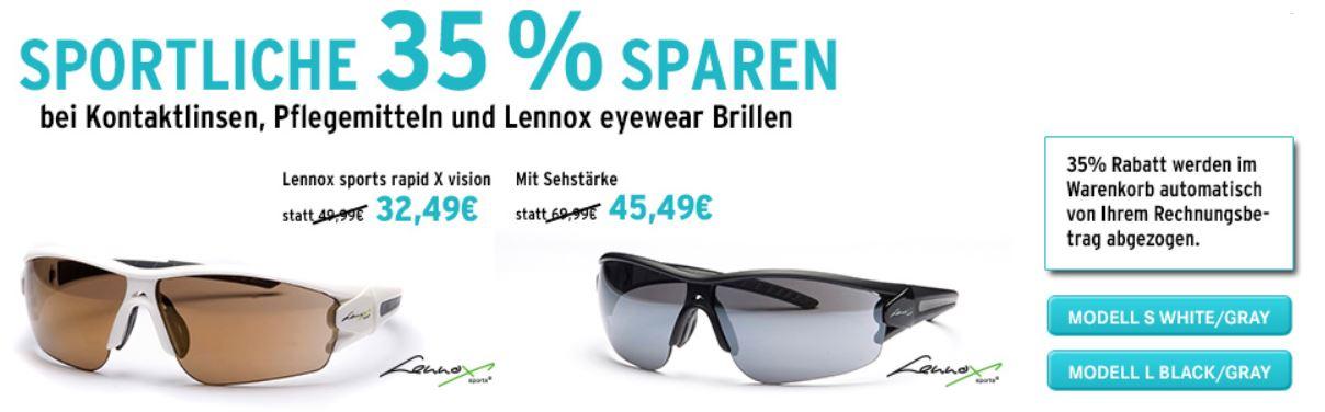 Lensbest.de   35% Gutscheincode für einige Brillen + Pflegemittel!