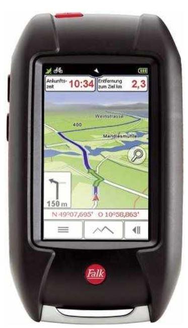 Falk LUX 32 DEU, Outdoor GPS für 299€ und mehr Amazon Blitzangebote!