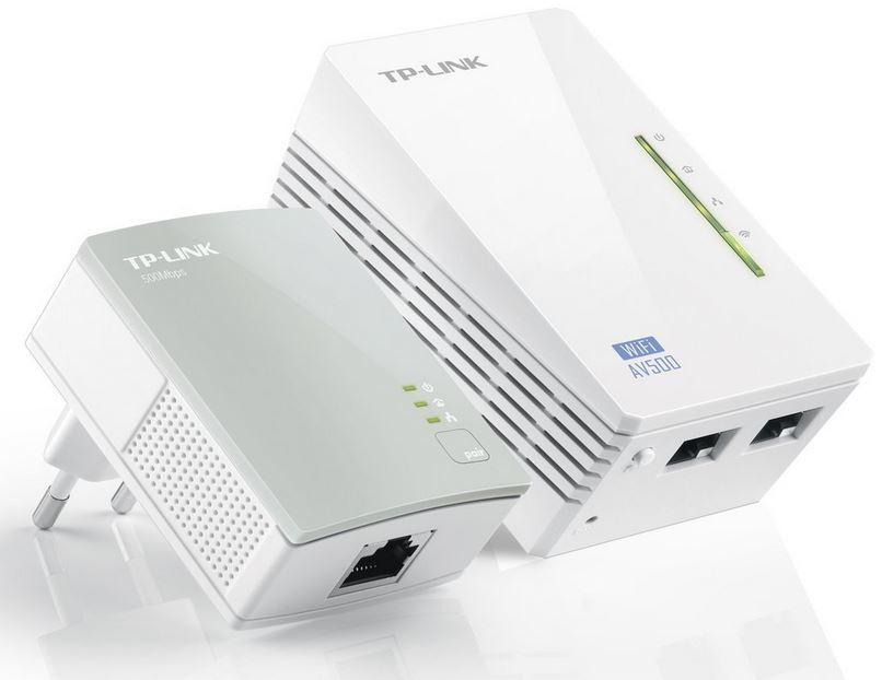 TP Link TL WPA4220KIT, WLan Powerline Adapter für 54,90€ und mehr Amazon Blitzangebote