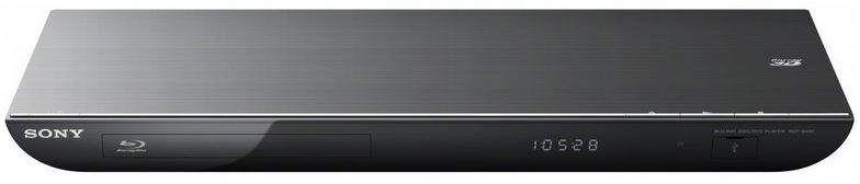 Sony BDP S490   3D Blu ray Player (2D/3D, HDMI, iPhone/Android App steuerbar, DLNA für 62,89€