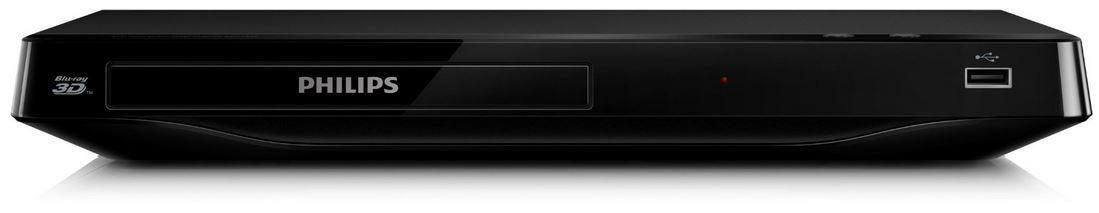 Philips BDP2980   3D Blu ray /DVD Player (Full HD 3D, 1080p, USB 2.0) für 59,95€