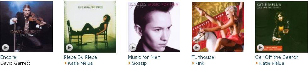 Reduzierte Musik Bestseller aus 15 Jahren Amazon.de