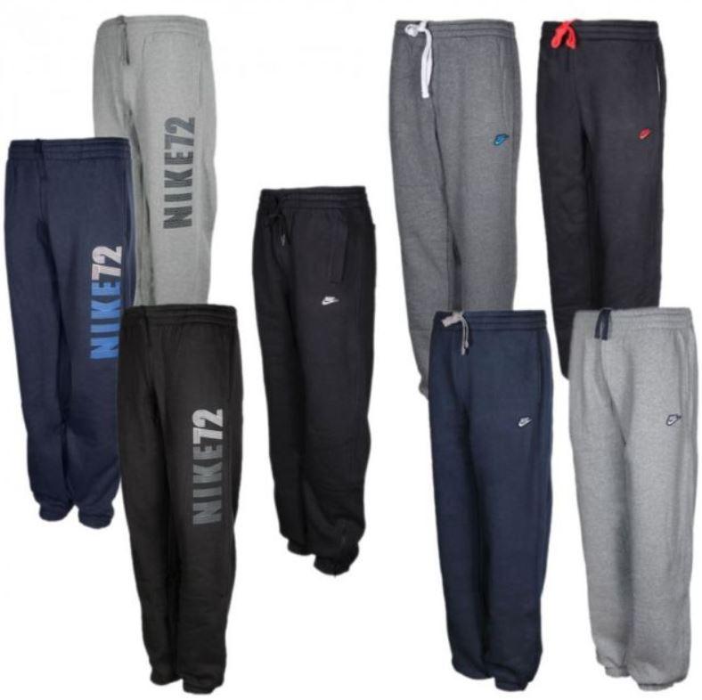 Nike Herren Fleece Trainingshose für je 24,95€