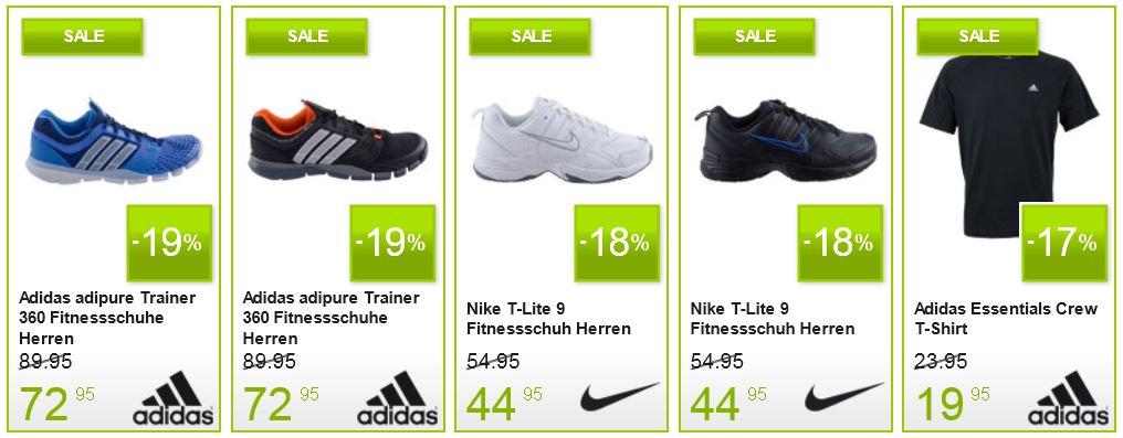 Plutosport   günstige Sneaker durch 70% Rabatt Sale + 5€ Gutschein (Adidas, VANS, Puma…) Update!