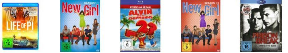 Stirb langsam 1 5 für 19,97€ und mehr Filme in den Amazon Blitzangeboten!