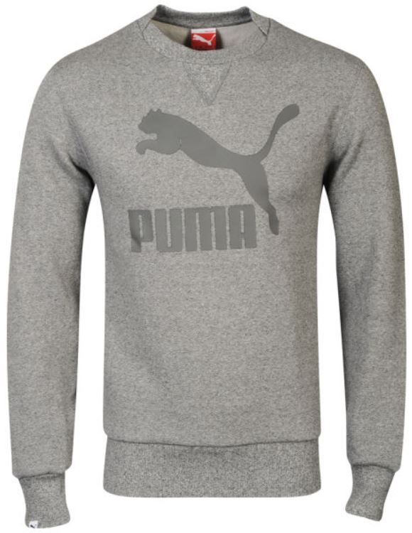 Sweashirt von PUMA (S+M) für 18,25€ & Hoody von RUSSEL ATHLETICS (S+M) für 15,85€