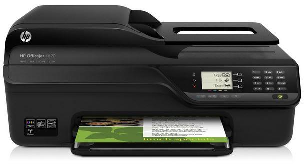 HP Officejet 4620 e All in One Tintenstrahl Multifunktionsdrucker für 65€   wieder da!