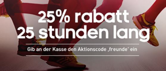 Adidas Sale mit 25% Extra Rabatt auf ALLES bis Mitternacht   Update