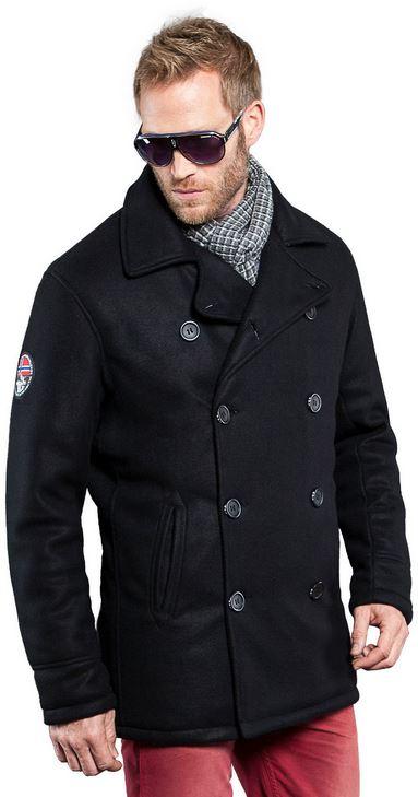 NEBULUS Blanc Herren Winterjacke für 49,90€