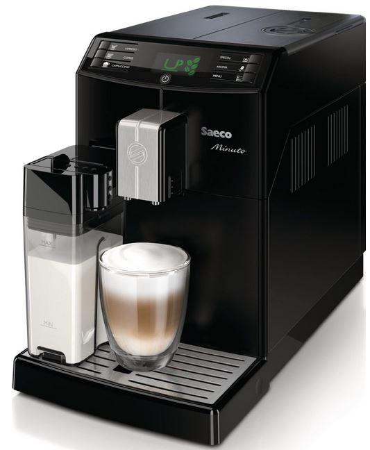 Saeco HD8763/01 Minuto One Touch   Kaffeevollautomat für 399,99€ (statt 473€)