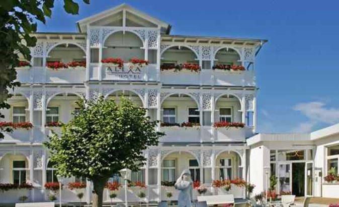 2 Personen 2 Nächte im BEST WESTERN Alexa Hotel in Göhren Rügen nur 99€