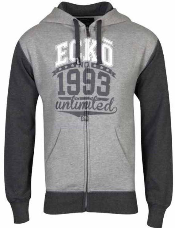 ECKO Hoody & EVERLAST Jacke für je 18,29€