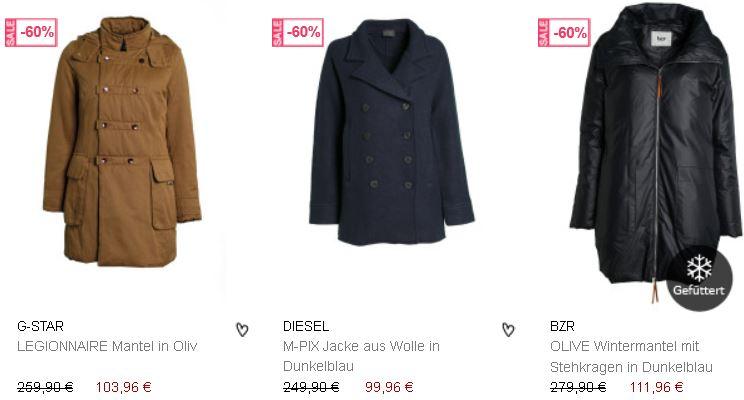 DIESEL, G STAR, Replay beim 7Trends 60% Sale + 22% Extra Rabatt auf Saleware