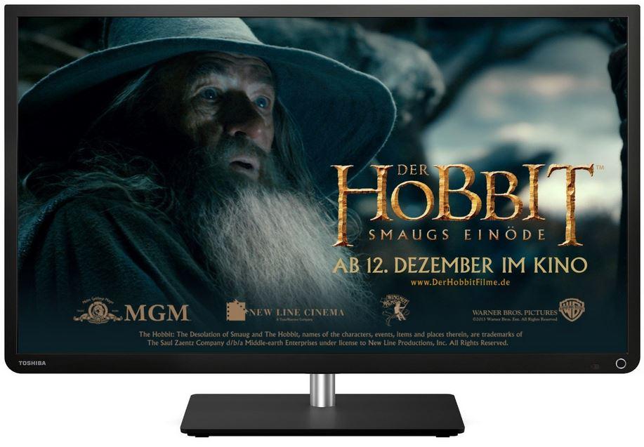 Toshiba 32L4363DG   32 Zoll Smart TV für 299€   wieder da!