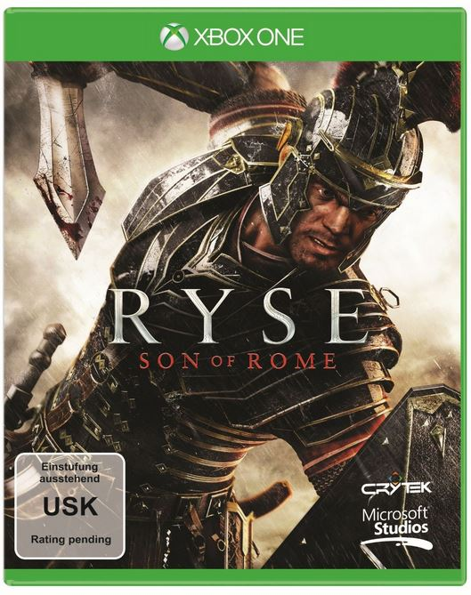 XBox ONE Game RYSE SON of ROME für 5€!