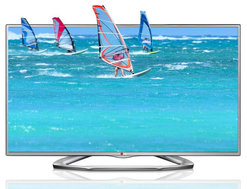 LG 47LA6136   47 3D TV mit Triple Tuner für 468,99€