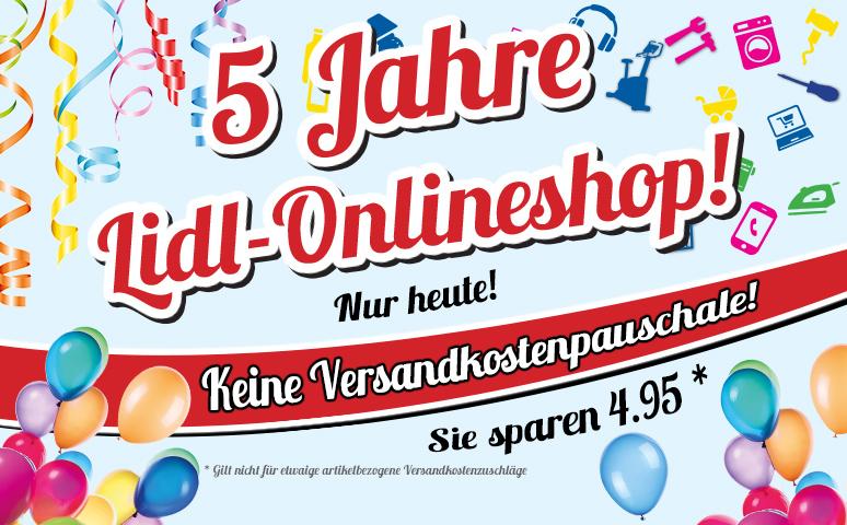 Lidl Sale + Versandfrei   nur heute!