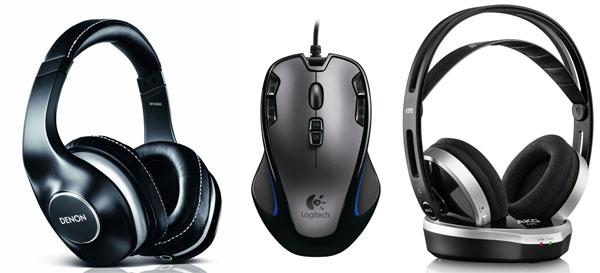 Logitech G300 Gaming Maus und mehr bei den Amazon Blitzangeboten!
