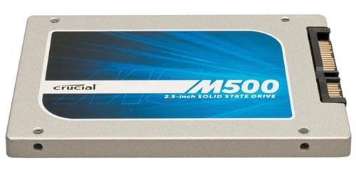 Crucial M500 CT120M500SSD1   120 GB Solid State Drive SATA 600 für 50,45€   Update!