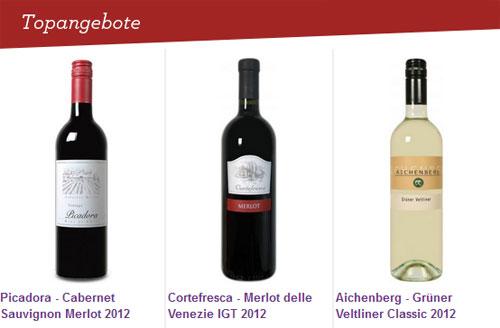25€ Gutschein für Der Weinversand bei 50€ MBW