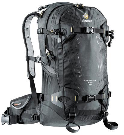 Deuter Freerider Pro 30 für 99€   30L Skirucksack