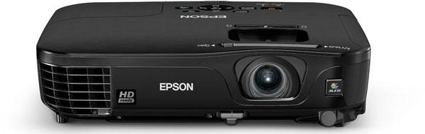 Epson EH TW480 für 439€   HD Ready LCD Projektor