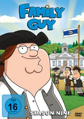 Family Guy Staffeln 1   10 auf DVD für je 9,97€