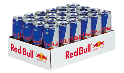 Update Info! 24 Dosen Red Bull (250ml) für 22,90€